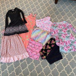 EUC Lot of Girls Sz 14 Clothes